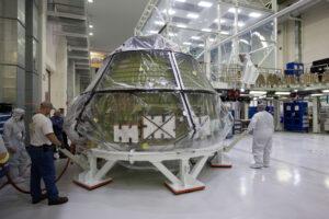 Orion pro EM-1, 11. května