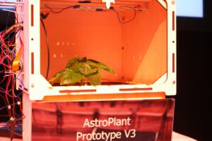 Třetí prototyp skleníku AstroPlant