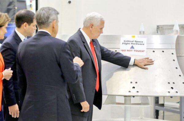Sahající viceprezident