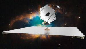 Vizualizace teleskopu ATLAST