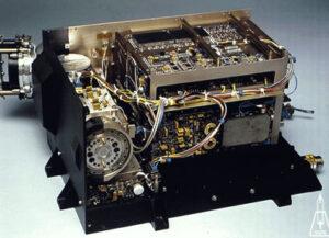 Přístroj INMS ze sondy Cassini.