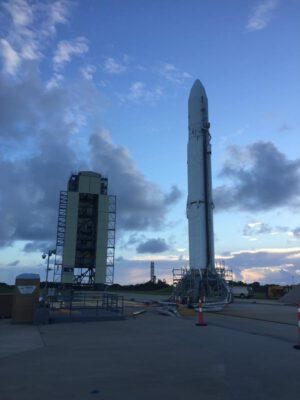 Minotaur-4 čeká na misi ORS-5