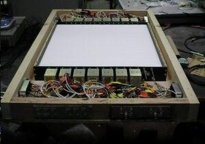 Prototyp BSD (Boronated Scintillator Detector)
