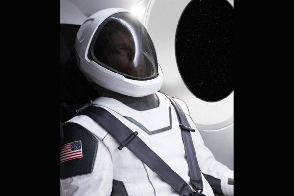 Skafandr SpaceX