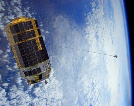 Uvolnění 20 kg zátěže z plošiny HTV-6