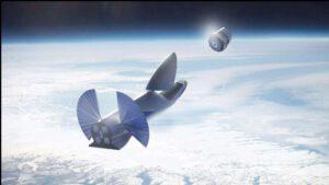 Cargo verze BFR při vypouštění většího nákladu