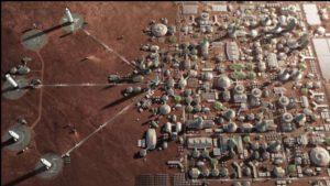 BFR dovolí výstavbu Mars City