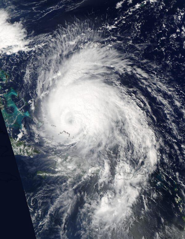 Bouře Maria