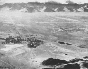 China Lake v první polovině šedesátých let