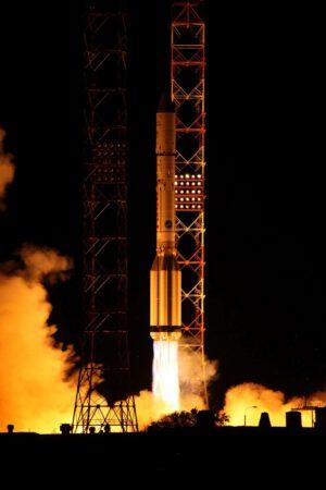 Proton startuje s družicí AsiaSat-9