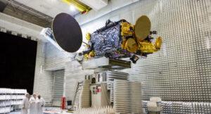 KoreaSat 7 také používá platformu Spacebus-4000B2
