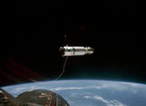 Agena a Gemini 11