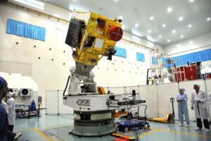Venezuelská družice VRSS 2. Foto: Bolivarian Agency for Space Activities