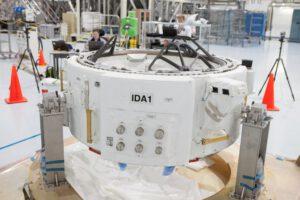 IDA-1 - International Docking Adapter.