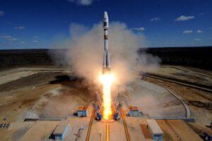 Sojuz na Vostočném zdroj:http://s1.ibtimes.com