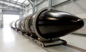 Raketa Electron