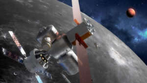 Stanice DSG může otevřít dveře pro pilotovaný let k Marsu.