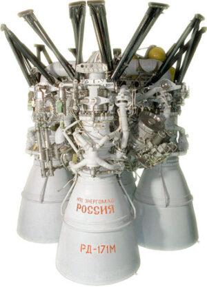 RD-171M - nejsilnější motor světa na kapalné palivo