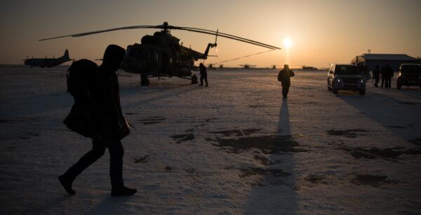 Teplota v Kazachstánu je v těchto dnech hluboko pod nulou.
