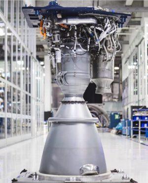 Raketový motor Merlin