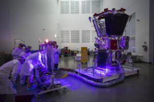 Testování solárních panelů PSP