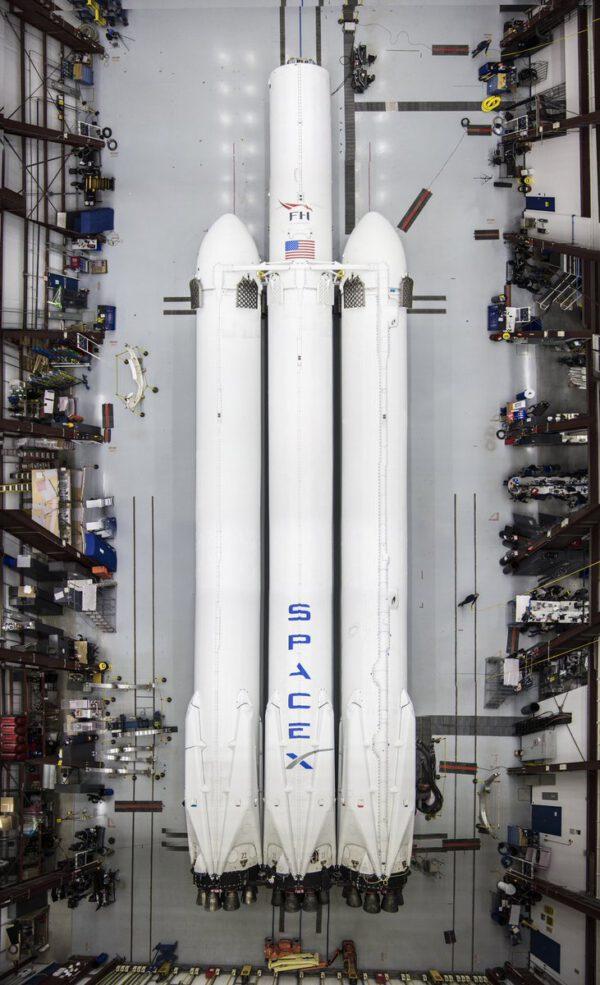 Půdorys Falconu Heavy