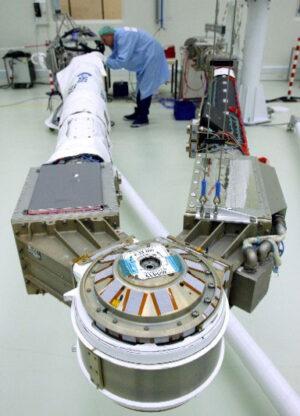 ERA - European robotic arm