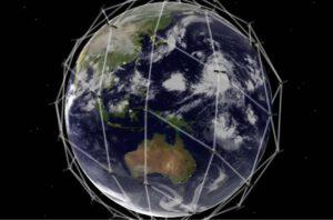 Síť družic Iridium