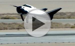 Dream Chaser zdroj: spacenews.com
