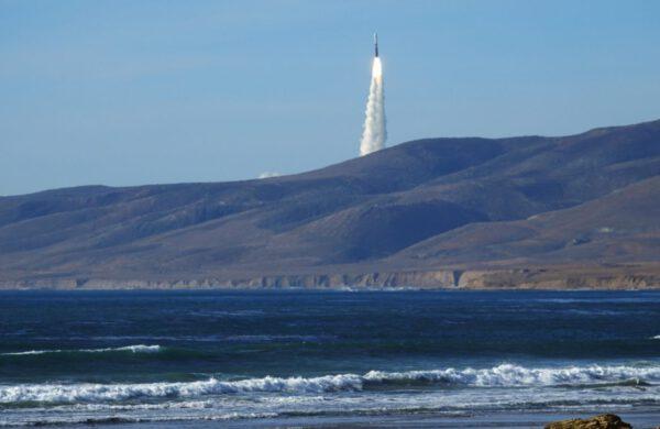 První letošní start rakety z rodiny Delta