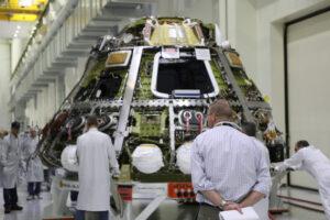 Orion pro EM-1, listopad