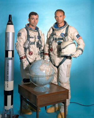 Posádka Gemini X