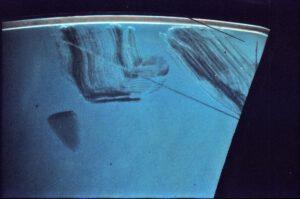 "Šmouha od rukavice Eda Whitea po zbytek letu ""zdobila"" okénko před Jimem McDivittem"
