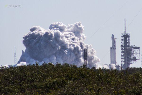24. ledna 2018 se probudila nejsilnější raketa současnosti.