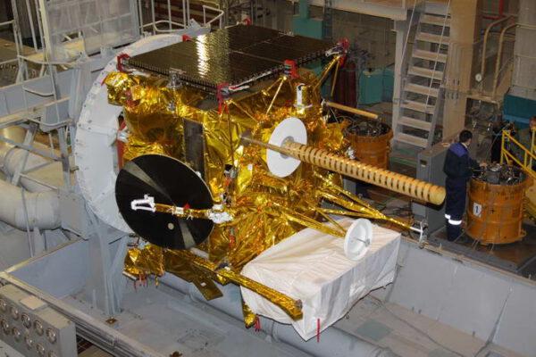 Geostacionární družice řady Elektro-L (exemplář Elektro-L 1)