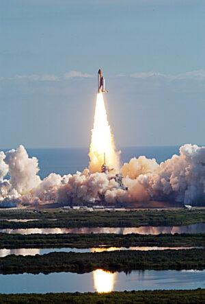 Poslední start raketoplánu Columbia