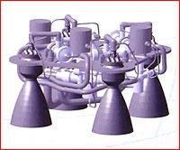 Návrh pohonného systému pro lander z mise ExoMars 2020 od KB Chimmaš.