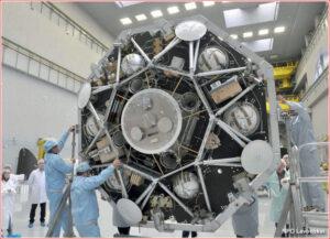 Strukturální maketa sestupového modulu pro misi ExoMars 2020