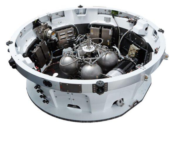Kick Stage - přídavný třetí stupeň pro raketu Electron
