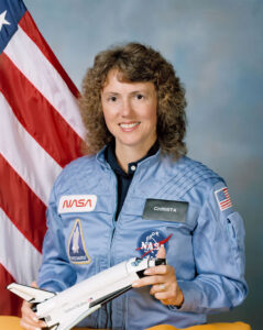 Sharon Christa McAuliffe