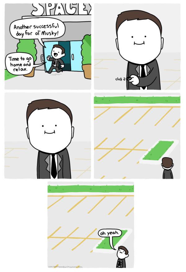 A na závěr ještě malý vtip na odlehčení. :-)