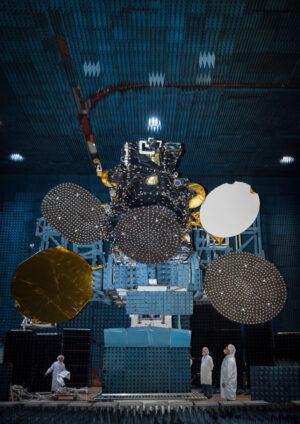 Družice Hispasat 30W-6