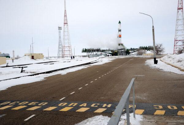 Sojuz startoval z rampy 31/6.