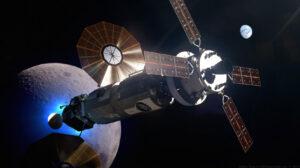 Stanice u Měsíce