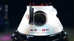 Upravenou kabinu kosmické lodě TKS společnosti Excalibur Almaz koupil neznámý Američan.