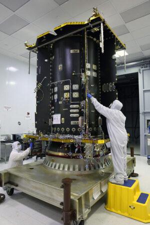 MEV-1 v březnu 2018.