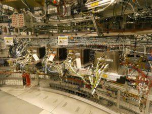 Na Marshallově středisku se testují řídící počítače z předního lemu.