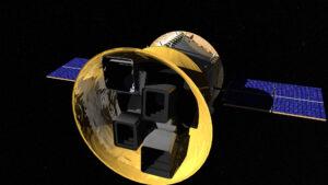 TESS bude do vesmíru hledět čtyřmi kamerami.