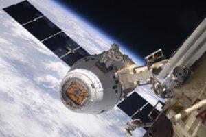 Dragon CRS-14 u ISS