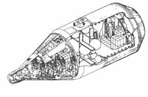 Big Gemini s modulem CPM ve verzi pro Titan IIIM
